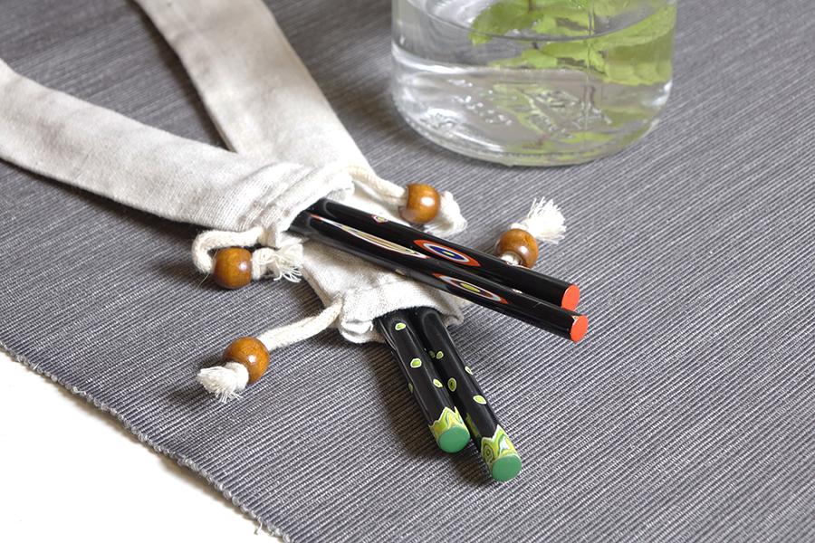 台中 光山行 一生一筷,DIY 製作自己的手工天然漆筷