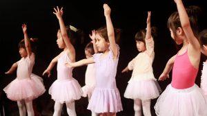 IM國際百老匯 兒童基礎芭蕾課程