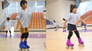 Rollerkidz 輪上的孩子|花式溜冰體驗教學