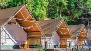 野漾莊園豪華露營