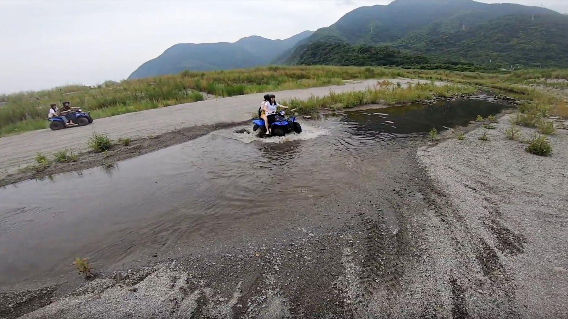 越野沙灘車