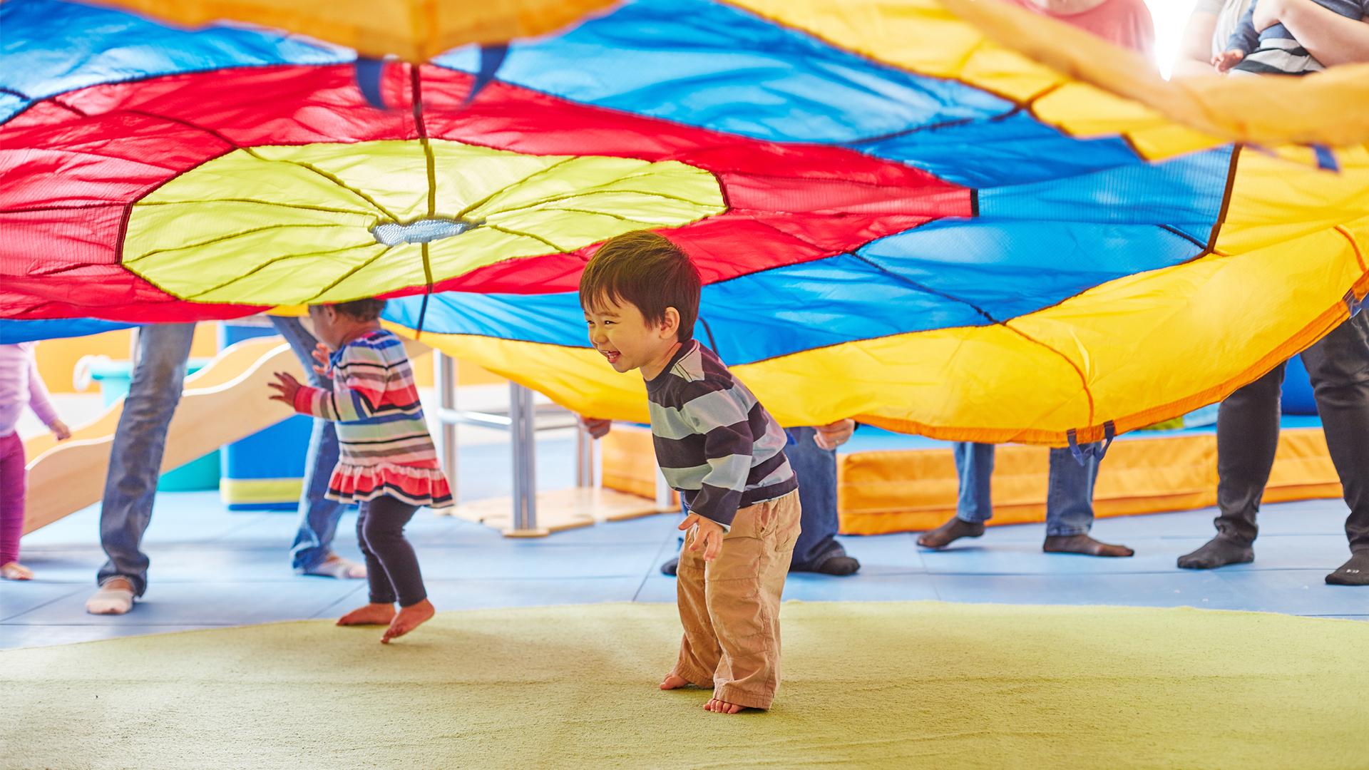 【兒童五感開發】體驗推薦:感官探索之旅,玩出孩子的無限大潛能!