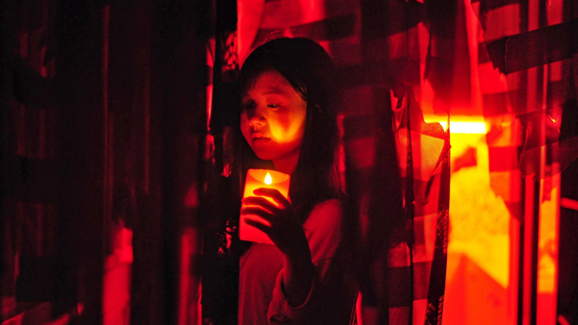 【密室逃脫無雷開箱 新竹笨蛋工作室:攝影屍】真實攝影棚改造,挑戰你的膽量!