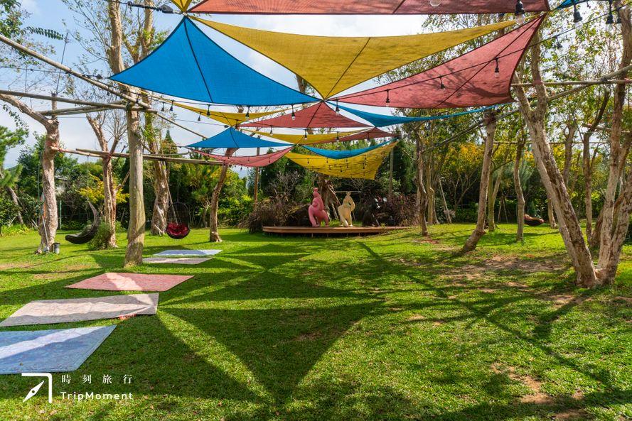 寨酌然野奢庄園:苗栗卓蘭的綠色城寨,體驗背包度假的 Glamping 奢華露營(下)