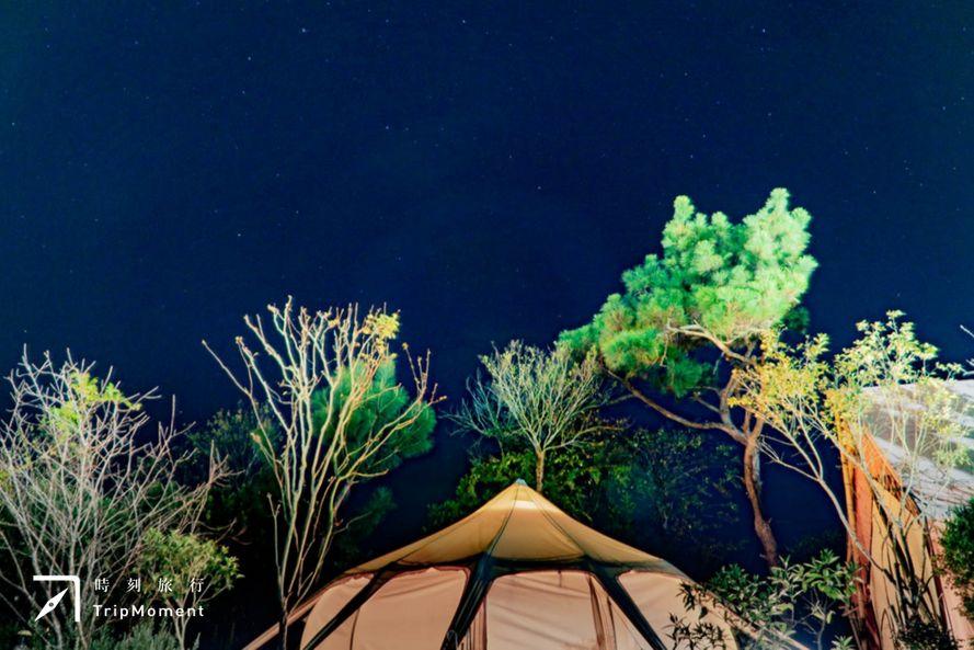 寨酌然野奢庄園:苗栗卓蘭的綠色城寨,體驗背包度假的 Glamping 奢華露營(上)