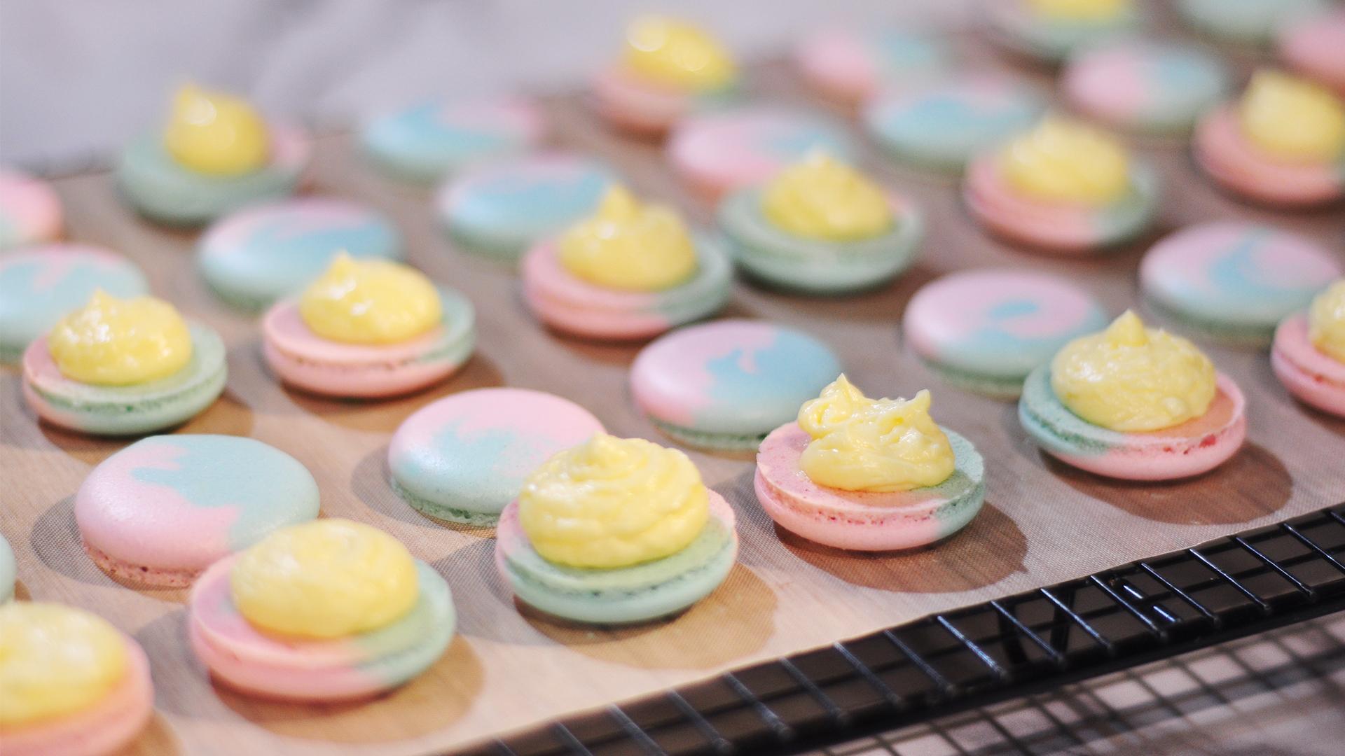 【Mr.Plate 盤盤|馬卡龍教學開箱】不甜膩的營養食譜,美味一次上手