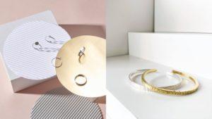 VIC WANG|金工體驗|鍛敲水波紋戒指&手環