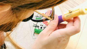 俄羅斯-刺繡 DIY