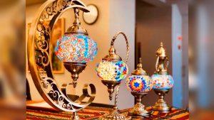 土耳其-馬賽克燈