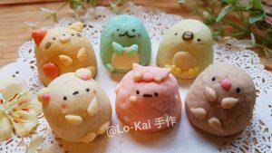 Lo-Kai-手作烘焙趣 角落生物造型鳳梨酥