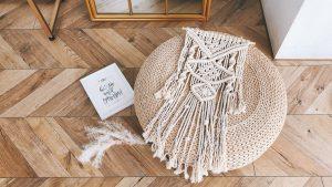 Macrame-自由編織掛飾