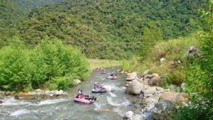 那山那谷漂漂河-下水點