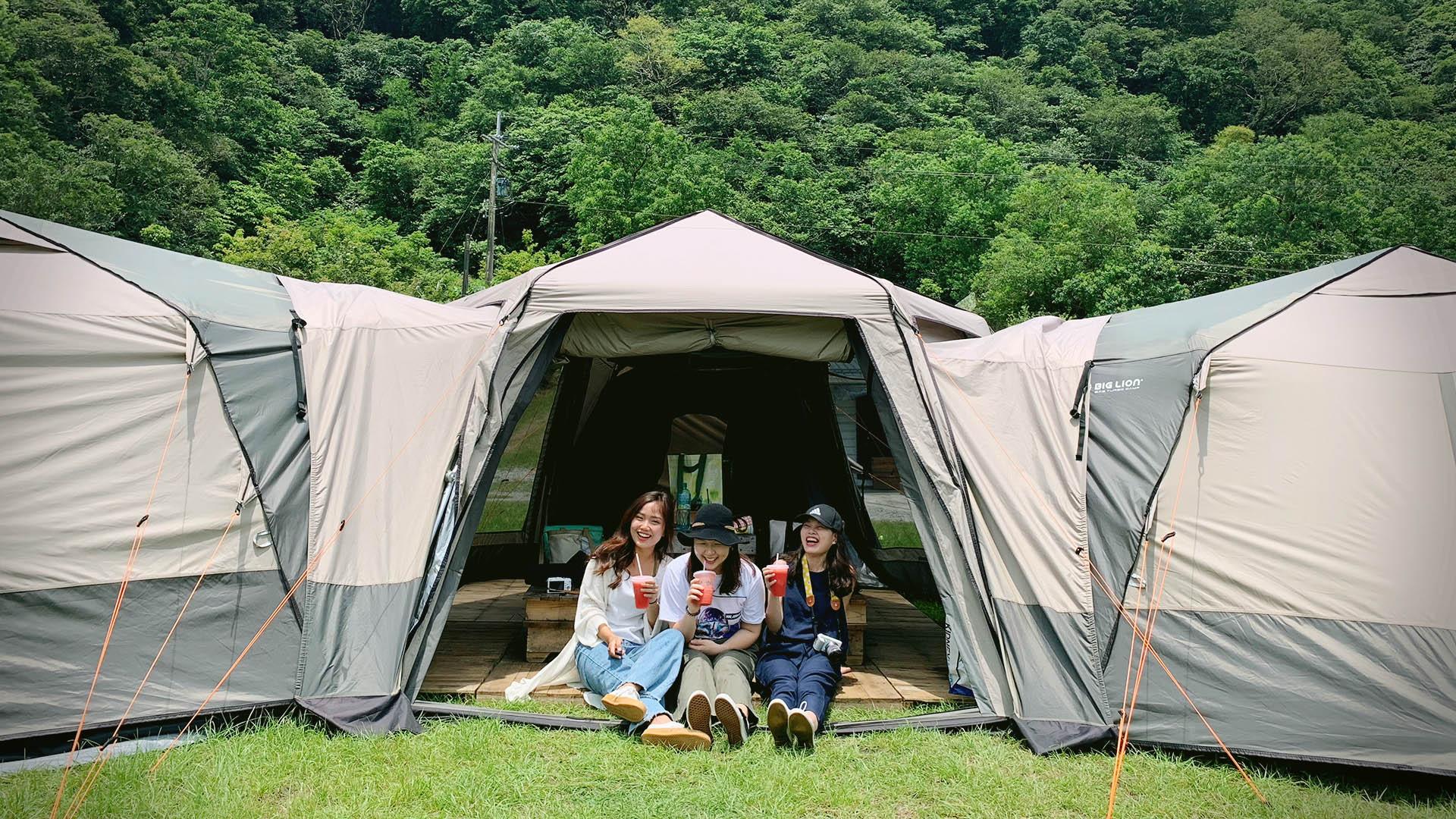 【宜蘭露營】下次去換個地方住吧!露營車・免裝備露營營區推薦