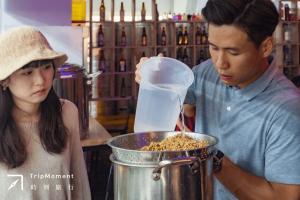 新竹傳奇精釀釀啤酒體驗