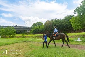 新竹所羅門馬場馬術初體驗