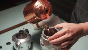 自煮生活|摩卡壺實作課程|義式咖啡手作與品飲