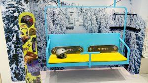 CRAFTZY-室內滑雪模擬機體驗