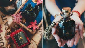 WISH-TREE|擴香瓶&香氛蠟燭-DIY