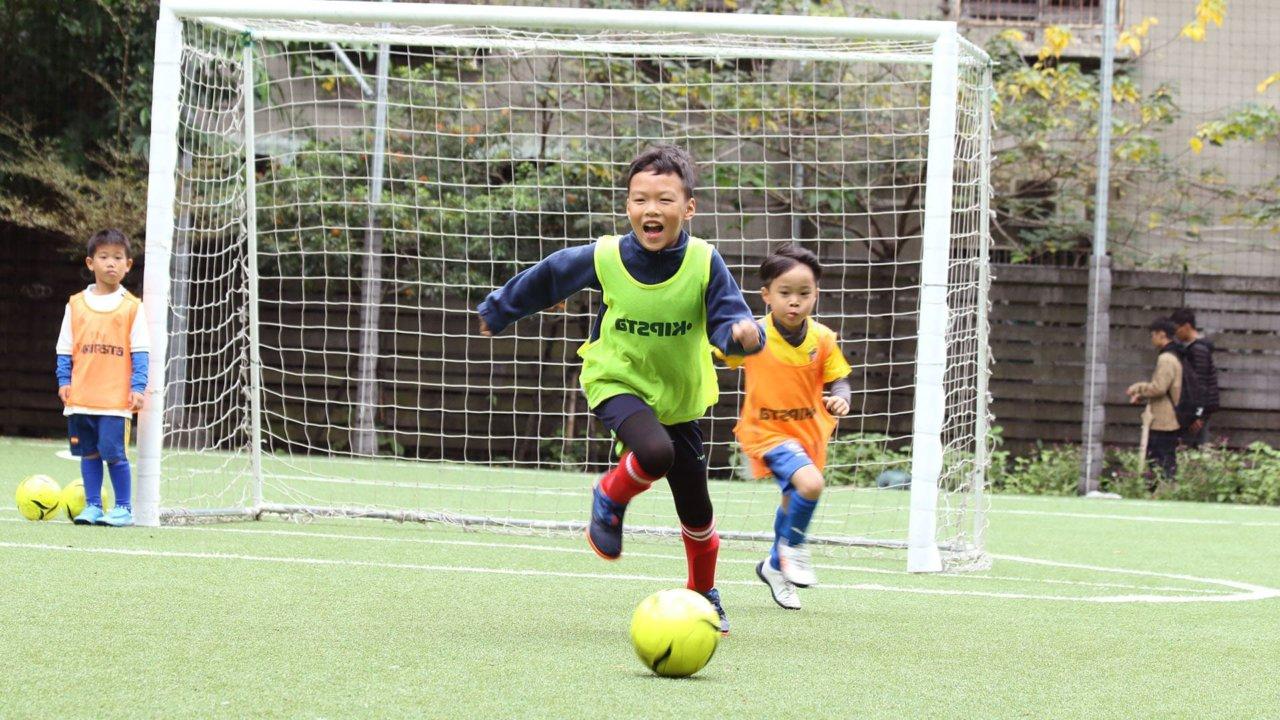 陳信安足球學校|足球冬令營