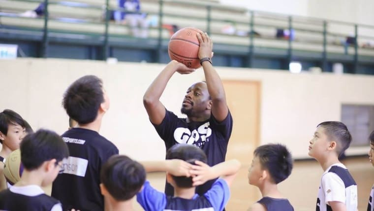 2021 GDS 美式籃球雙語冬令營 Winter Basketball Training Camp