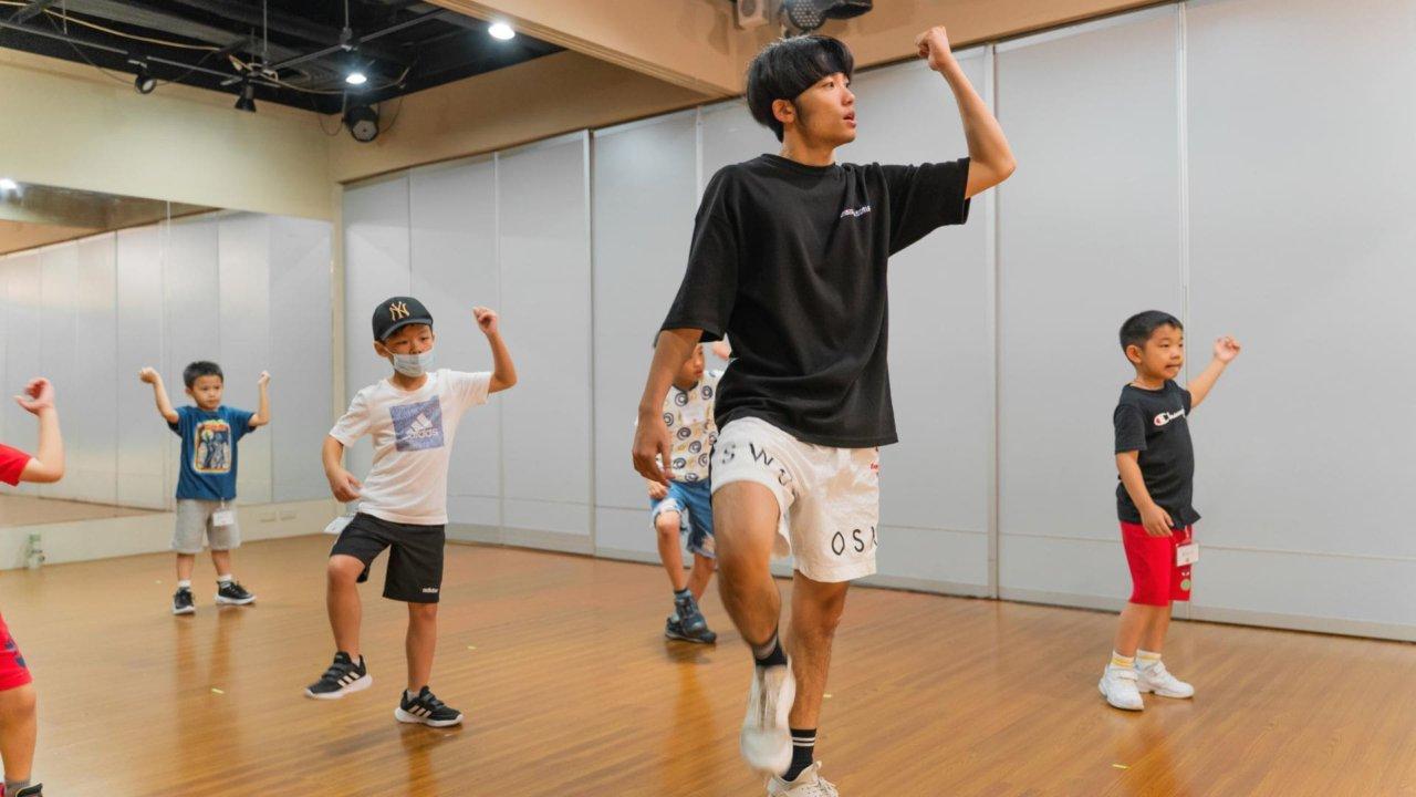 2021 TBC Kids|KPOP&HIP HOP 兒童街舞冬令營