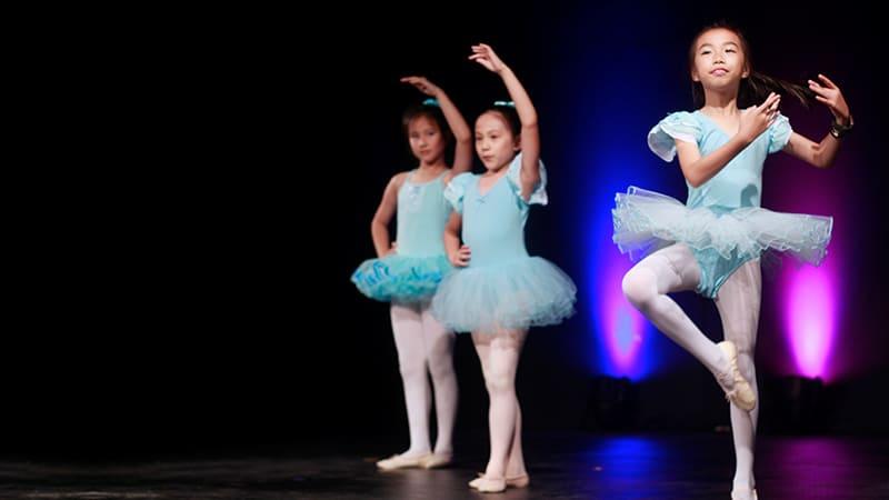 小小芭蕾伶娜,兒童基礎芭蕾 Ballet 啟蒙課程