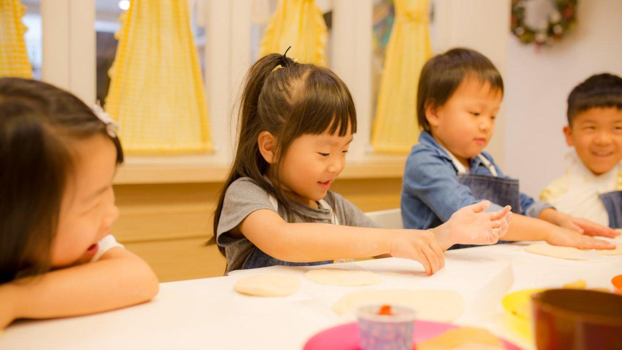 【學齡前兒童英文體驗】適合3~6歲孩子的雙語課程推薦