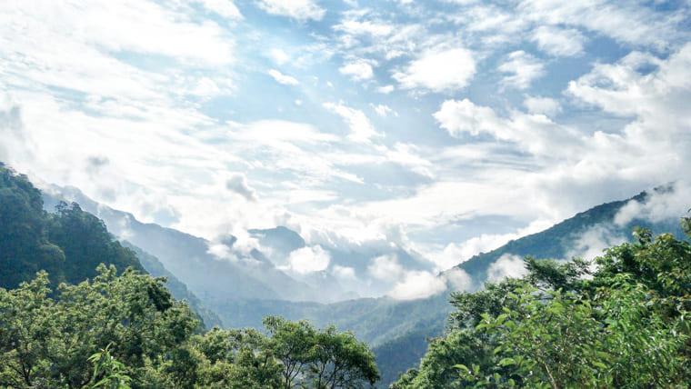 山裡面的嵐卡