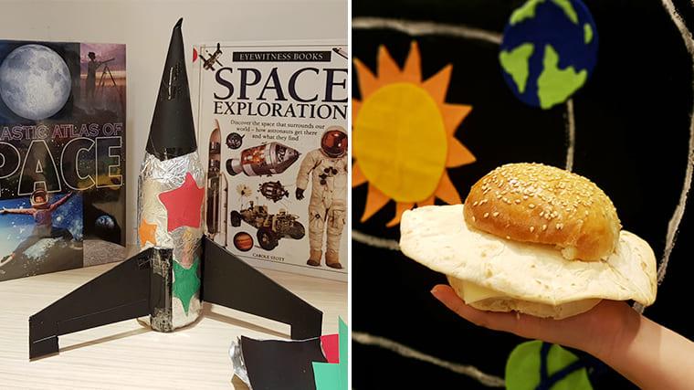 【4~10歲|英語】STEAM 科學+料理綜合夏令營:Out of This World+阿姆斯壯營