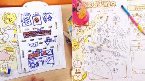 藝術設計《彈力奇幻屋:飛圈得寶物》兩日全天夏令營