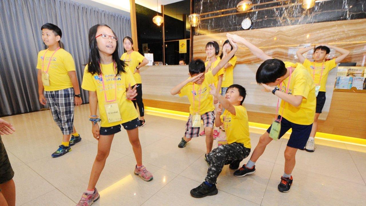 全英文線上課程|流行舞曲夏令營
